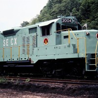 SECX GP20 2004 at Dent, KY