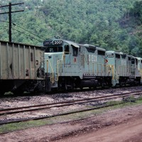 SECX GP20s at Coolidge, KY