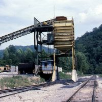 SECX Coal Loader at Tolson, KY