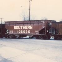 Southern 50T offset hopper 106036