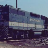 Southern GP38 2795