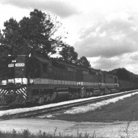 Southern SD35 3059 at Yuma, VA
