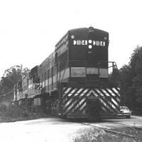 Southern U30C 3104 near Irondale, VA