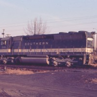Southern SD45 3114