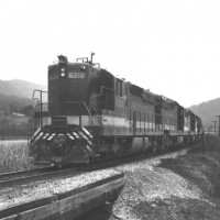 Southern SD24 6312 on Appalachia District, VA