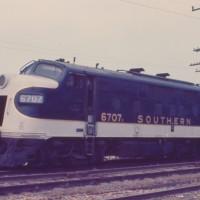 Southern F3A 6707