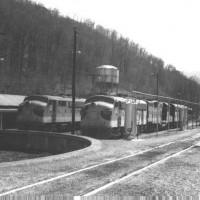 Southern F-units at Andover, VA