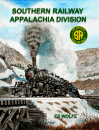 Book cover - Southern Railway Appalachia Division