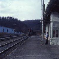 SOU Old Fort, NC depot