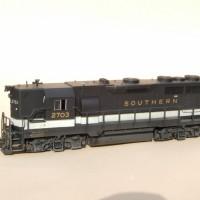 Southern GP35 in HO by Jeff Kraker