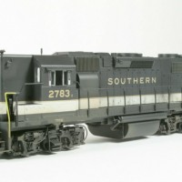 Southern GP38 in HO by Bob Harpe