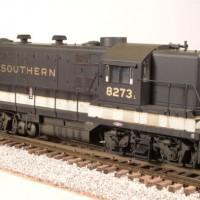 Southern GP7 in HO by Bob Harpe