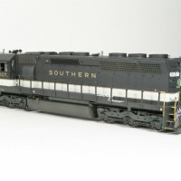 Southern SD45 by Bob Harpe