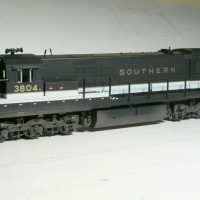 Southern U30C in HO by Bob Harpe