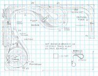 INT Dixiana Branch, VA HO scale track plan