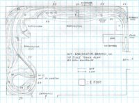 INT Dorchester Branch, VA HO scale track plan
