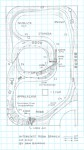 Track plan INT Roda Branch, VA HO scale
