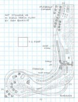INT Stonega, VA N scale track plan