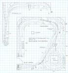 Track plan K&T steam era O scale