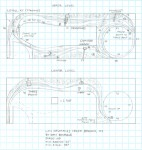 Track plan L&N Crummies Creek Branch HO scale