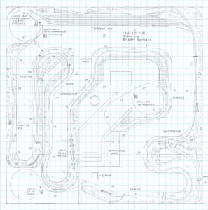 Track plan L&N KD Sub HO scale - Lower