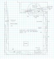Montour Westland Branch N scale track plan by Dan Bourque