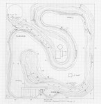 Track Plan C&O New River District, WV HO scale - Lower
