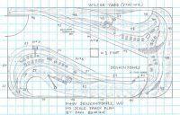 N&W Jenkinjones, WV track plan HO