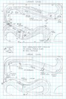 NYC K&WV HO scale track plan