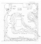 Track plan Southwestern Virginia HO scale - Upper