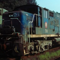 URR DRS-6-6-1500M at Hall, PA