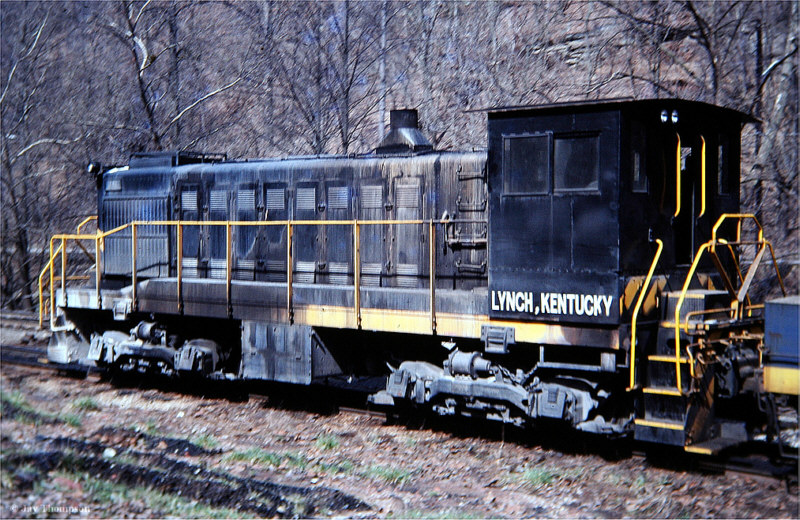 US Steel S2 101 at Lynch, KY
