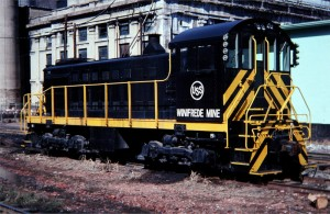 US Steel S2 102 at Lynch, KY