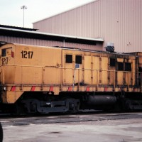US Steel SSB-9 1217 at Corbin, KY