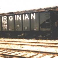 Virginian 55T twin hopper