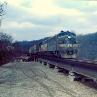 WM F7A leads at Oak, PA