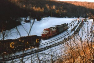 WM EMDs at Thomas, WV